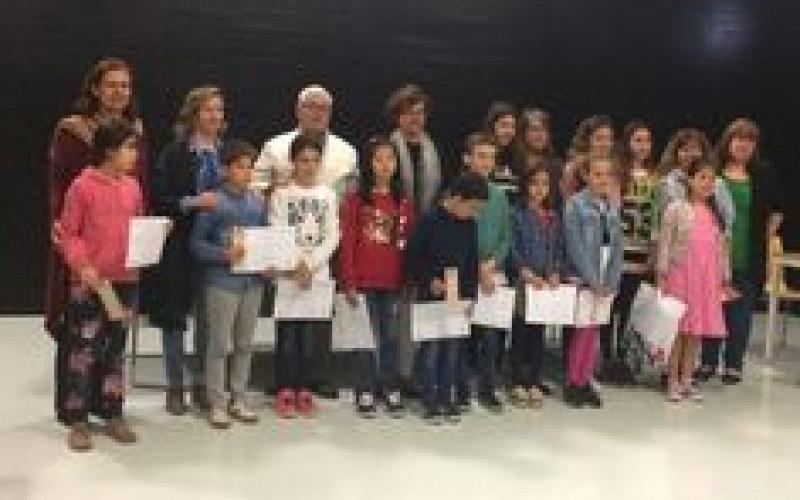 Tavira, representada en el Concurso Nacional de Lectura