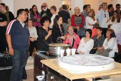 Miles de personas visitan la 'Terra de Maio' en Azinhal