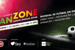 Faro habilita una 'FanZone' para el Mundial de Fútbol
