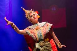 Baile y música marcan la I Semana de Tailandia en Lagoa