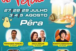 El 20º Arraial del Petisco llega a Pêra