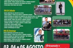La Fiesta del Emigrante llega a SB Messines