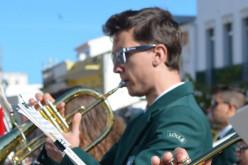 Loulé se llena de música en el Día Nacional de las Bandas Filarmónicas