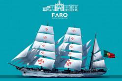 El Barco Escuela Sagres visita Faro