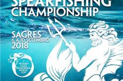 El XXXI Campeonato Mundial de Pesca Submarina llega a Sagres