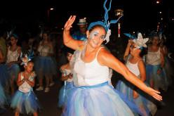 Éxito rotundo del Carnaval de Verano de Altura