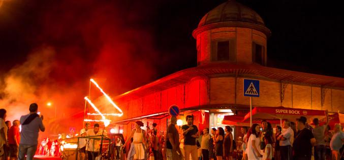 Las Noches de Levante animan la ciudad de Olhao