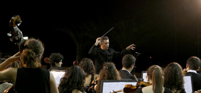 La Orquesta Sinfónica Ensemble, en concierto en Olhao