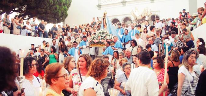 Las Fiestas de la Virgen de los Mártires, todo un éxito en Castro Marim