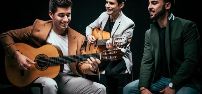 Los 'Sangre Ibérico' llevan una fusión de fado y flamenco a Vila Real