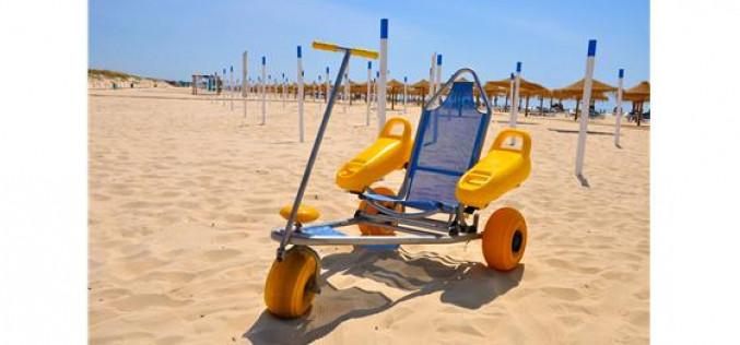 Vila Real convierte todas sus playas en accesibles
