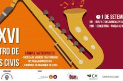 Silves acoge el XXXVI Encuentro de Bandas Civiles