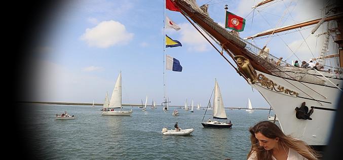 Faro celebra su Día del Municipio con la visita del buque-escuela Sagres