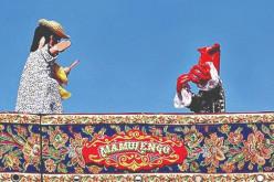 El Festival de Objetos y Marionetas llega a Loulé