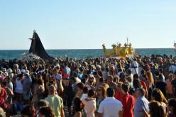 Quim Barreiros cierra las Fiestas de los Pescadores en Monte Gordo