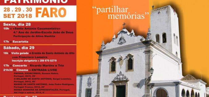 Música, cine y cuentos para celebrar las Jornadas Europeas de Patrimonio de Faro
