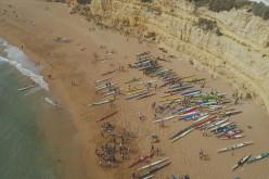 Lagoa acoge la etapa final del Campeonato Nacional de Piragua