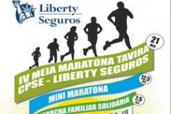 Una Media Maratón por las calles de Tavira