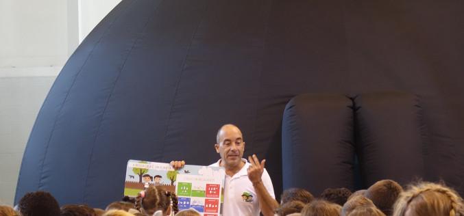Olhão sensibiliza a los jóvenes sobre educación ambiental