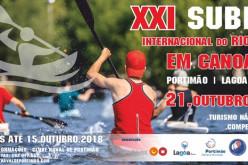 El Algarve acoge la XXI Subida Internacional del Río Arade en Piragua