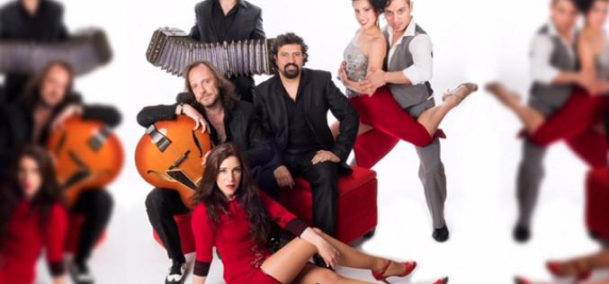 El tango abre la programación de otoño en el Auditorio de Olhão