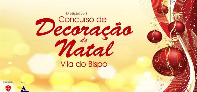 Vila do Bispo repite su Concurso de Decoración de Navidad