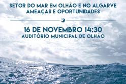 Olhão celebra el Día del Mar con un seminario especial