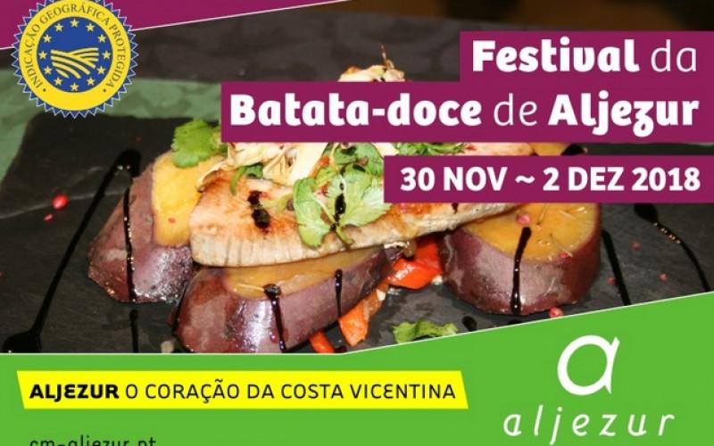 El Festival de la Batata Dulce regresa a Aljezur