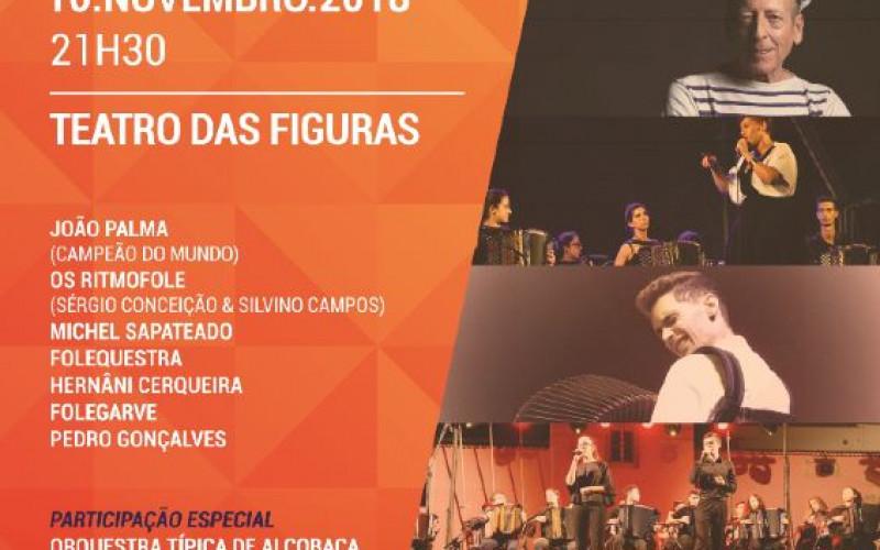 Gran Gala del Acordeón, en Faro