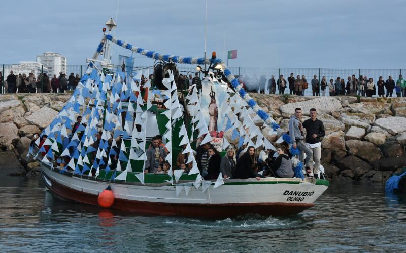 Quarteira rinde homenaje a la Patrona de Portugal