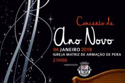Un Concierto de Año Nuevo, en Silves
