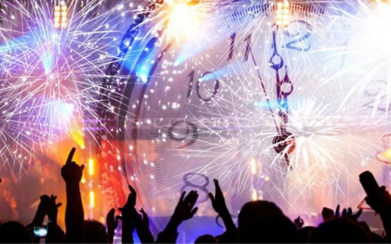 Faro despide el año al son de 'Íris' y el DJ Christian F