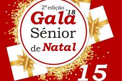 La 2ª Gala de Navidad Senior de Silves y SB Messines
