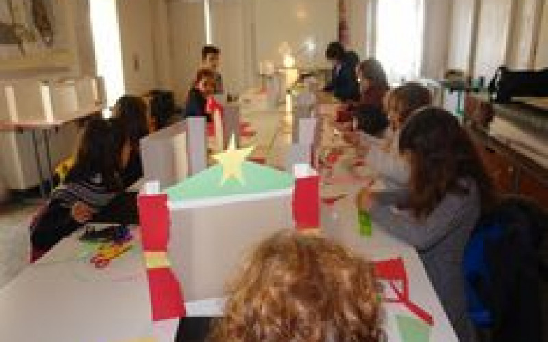 Navidad en el Museo de Tavira