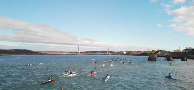 El «Trofeo Diogo Lopes» apoya al Piragüismo y a las actividades náuticas en Lagoa