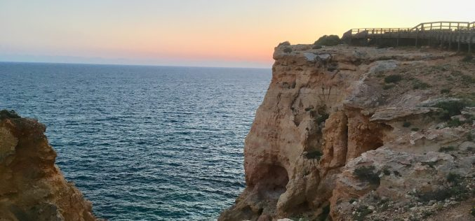 La Ecovía del Litoral del Algarve te ofrece otra forma de turismo