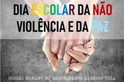 La Asociación Alberto Iria organiza un Cordón Humano por la No Violencia