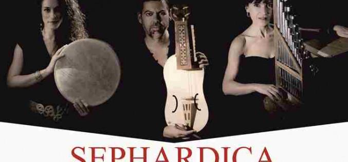 Sephardica actuará en el XIX Festival de Música Al-Mutamid de Silves