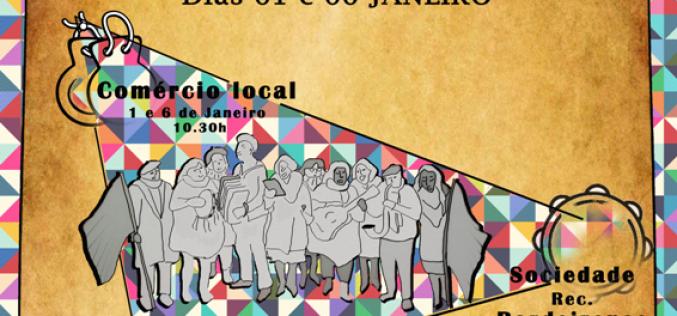Bordeira celebra su Encuentro de Charolas