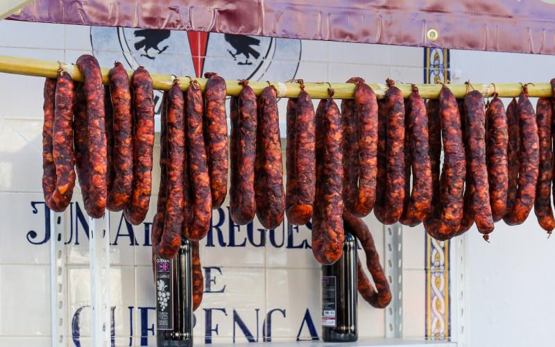 Querença celebra su Fiesta de los Chorizos