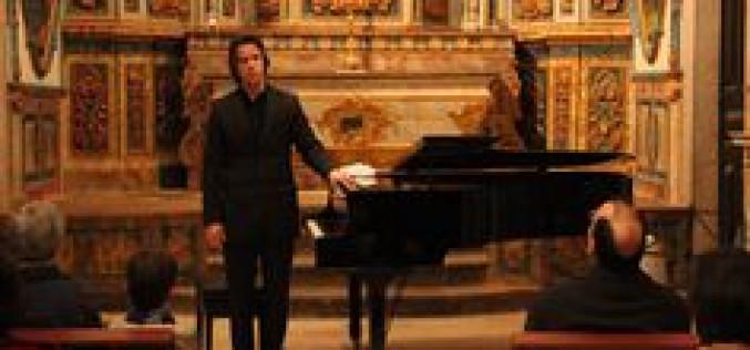 Lúis Conceição, en concierto en Tavira con 'Música en las Iglesias'