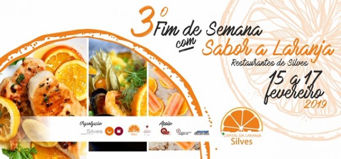 """Silves presenta """"III Fin de semana con sabor a Naranja"""""""