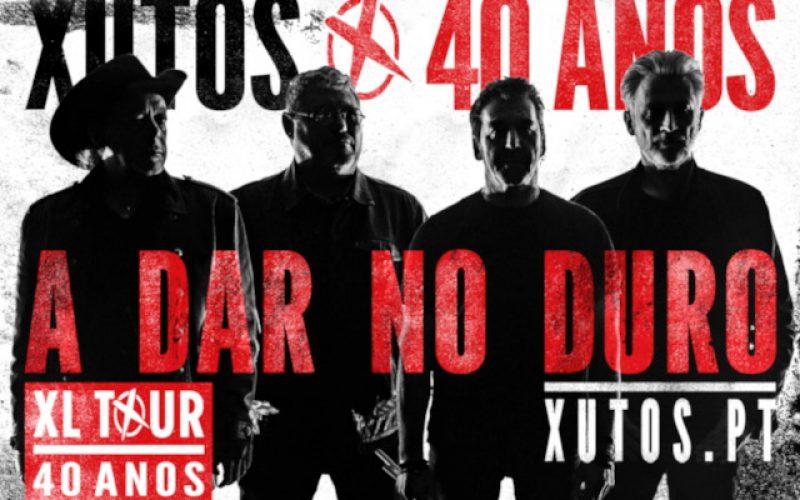 FATACIL y Xutos & Pontapés conmemoran 40 años juntos
