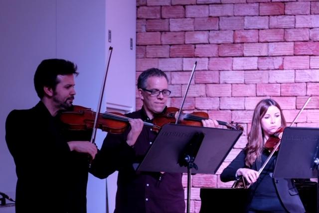 El Auditorio Solar de la Música Nueva abre sus puertas con una programación de excelencia