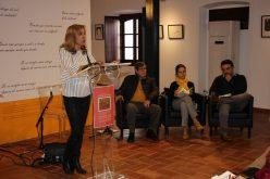 """La Casa de la Sal llena en la presentación del libro """"Siempre en Poesía"""""""