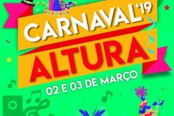 Música é grande tema do Carnaval de Altura 2019
