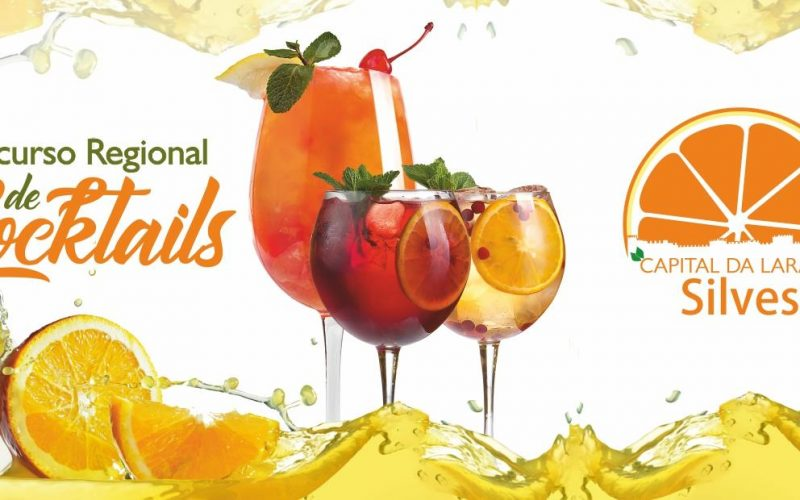 """Associação barmen do Algarve realiza Concurso regional de Cocktails """"Silves Capital da Laranja"""""""