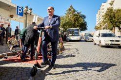 Se presenta el compromiso de diversas entidades en el «Lanzamiento de la movilidad compartida en Faro»