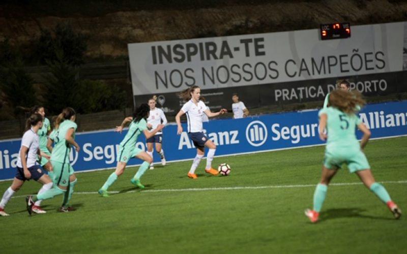 Lagoa recibe al fútbol femenino del más alto nivel en la 26 ª Algarve Cup