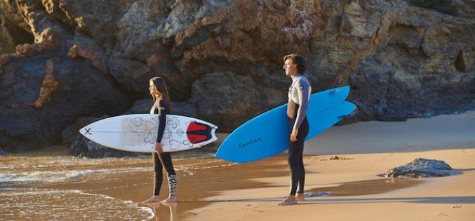 Algarve vuelve a ser escenario de la liga Meo Surf
